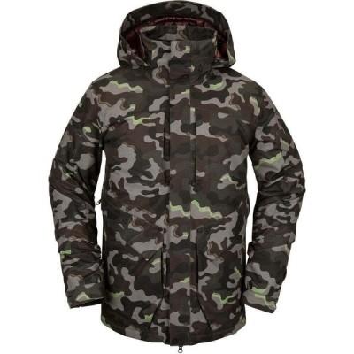 ボルコム Volcom メンズ スキー・スノーボード ジャケット アウター anders 2l tds snowboard jacket Army
