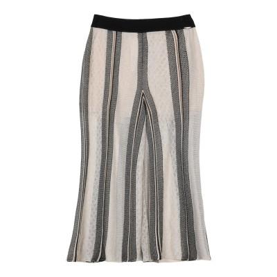 リュー ジョー LIU •JO 7分丈スカート ベージュ M レーヨン 75% / ポリエステル 25% 7分丈スカート
