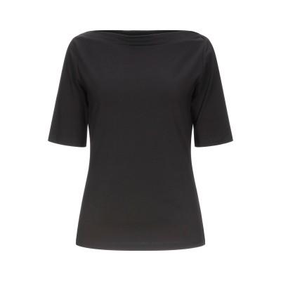 スノッビー シープ SNOBBY SHEEP T シャツ ブラック 44 コットン 95% / ポリウレタン 5% T シャツ
