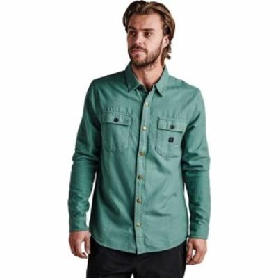 ロアークリバイバル Roark メンズ シャツ トップス Nordsman Light Shirt Marine Blue