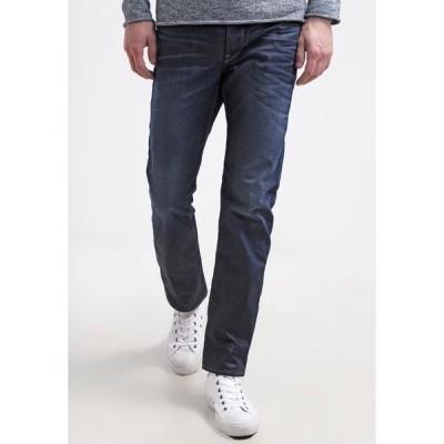 ジースター デニムパンツ メンズ ボトムス 3301 STRAIGHT - Straight leg jeans - hydrite denim