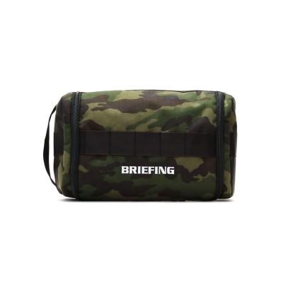【ギャレリア】 ブリーフィング ゴルフ BRIEFING GOLF SHOES CASE−2 シューズケース BRG191A13 ユニセックス グリーン F GALLERIA
