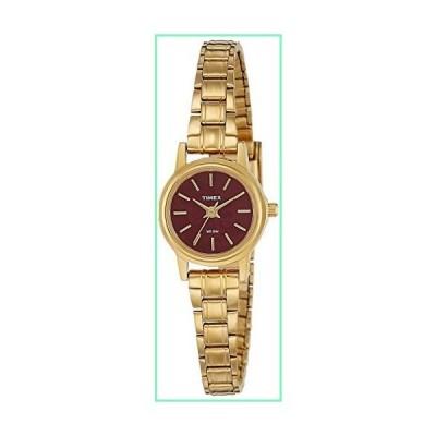 Timexアナログレッドダイヤルレディースwatch-tw000cs20【並行輸入品】