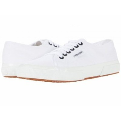 Superga スペルガ レディース 女性用 シューズ 靴 スニーカー 運動靴 2750-Cotw Contrast White/Grey【送料無料】