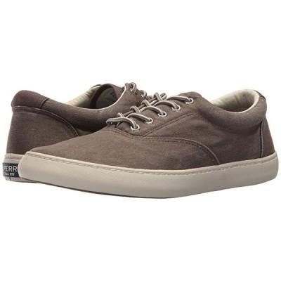 Sperry Cutter CVO メンズ スニーカー 靴 シューズ Saltwash Chocolate
