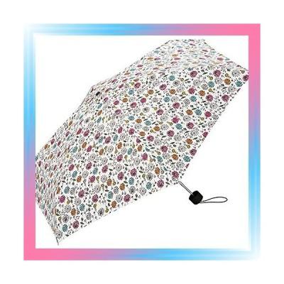 グラフィティフラワー ワールドパーティー Wpc. KiU 雨傘 折りた