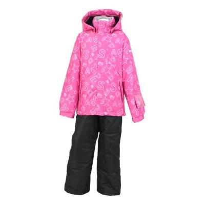 ONYONE(オンヨネ) RES69002-16 ジュニア 子供 女の子 スキーウェア 上下セット ガールズ スキースーツ  954P009