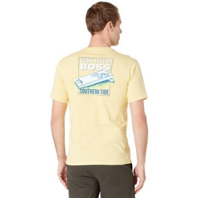 メンズ シャツ トップス Toss Like A Boss T-Shirt