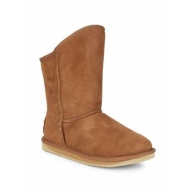 オーストラリアラックスコレクティブ レディース シューズ ブーツ Cosy Shearling Short Boots