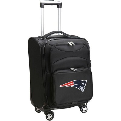 """NFL ユニセックス スーツケース・キャリーバッグ バッグ Mojo 20"""" Spinner Carry On Suitcase New England Patriots"""