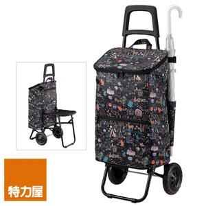 特力屋 保溫保冷折疊椅購物車 雨傘套附屬 型號0888