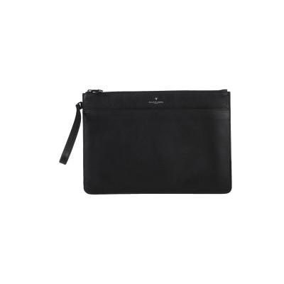 フィリップ モデル PHILIPPE MODEL ハンドバッグ ブラック 革 ハンドバッグ