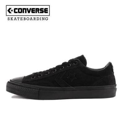 コンバース  スケートボーディング スニーカー スケートシューズ メンズ BREAKSTAR SK OX + BLK MONOCHROME CONVERSE SKATEBOARDING 靴 [201124]