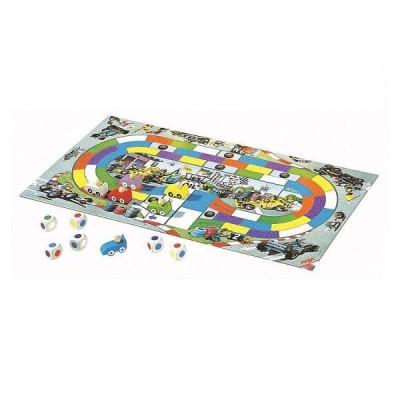 HABA ハバ社 ドイツ製 知育玩具 カーレース すごろく ゲーム