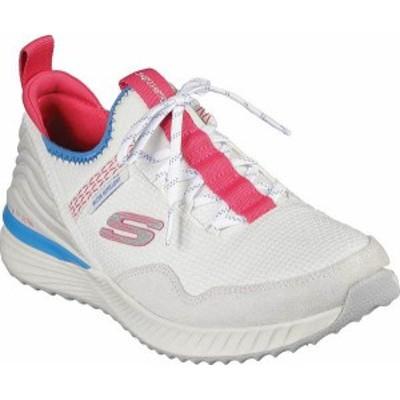 スケッチャーズ レディース スニーカー シューズ TR Ultra Trail Walking Shoe White/Pink