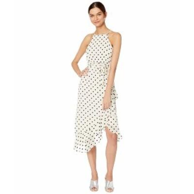バードット レディース ワンピース トップス Viviana Spot Dress Oxford Spot
