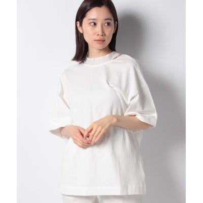 (COEL/コエル)リボンタイ付きTシャツ/レディース ホワイト
