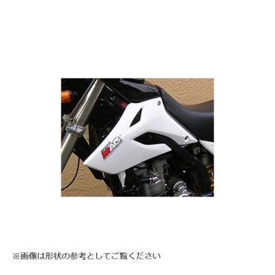 マジカルレーシング ラジエターシュラウド ブラック D-TRACKER