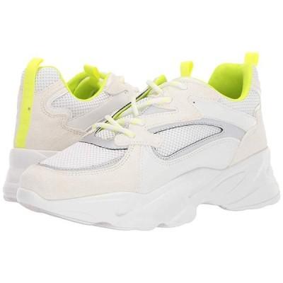 スティーブマッデン Magnetic Sneaker レディース スニーカー White Multi