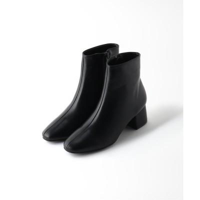 ブーツ 【eblouna/エブローナ】 ショートブーツ