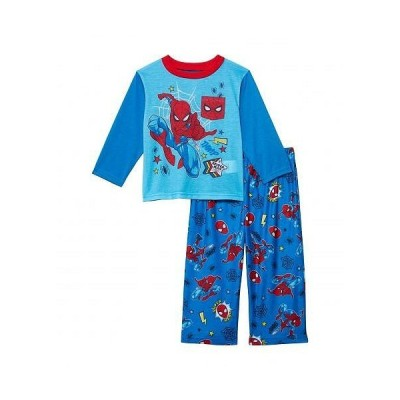 Favorite Characters フェイバリット キャラクターズ 男の子用 ファッション 子供服 パジャマ 寝巻き Spidey Two-Piece Poly Set (Toddler) - Assorted