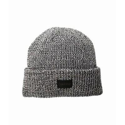 カルバンクライン メンズ ハット キャップ 帽子 Marled Ragg Hat