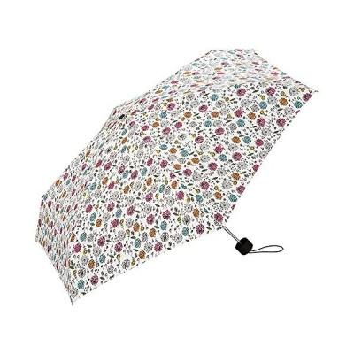 ワールドパーティー(Wpc.) キウ(KiU) 雨傘 折りたたみ傘 オフホワイト 白 50cm レディース メンズ ユニセックス K33-010