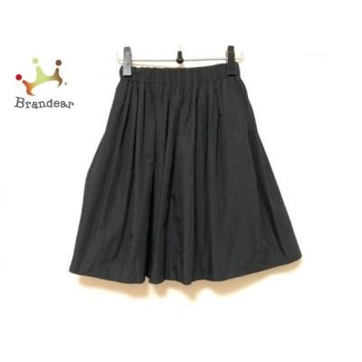 グラジック le glazik スカート サイズ36 S レディース 黒   スペシャル特価 20200717