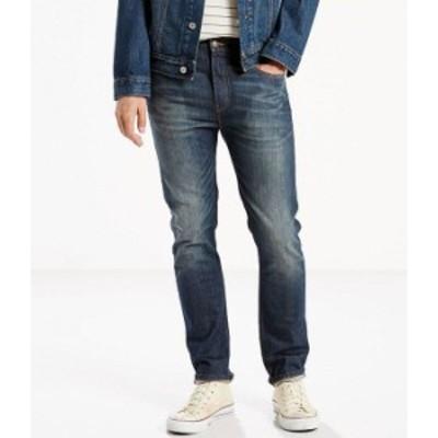 リーバイス メンズ デニムパンツ ボトムス Levi'sR 510 Skinny Fit Jeans Midnight