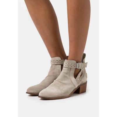 ムッセアンドクラウド ブーツ&レインブーツ レディース シューズ DANEL - Ankle boots - ice