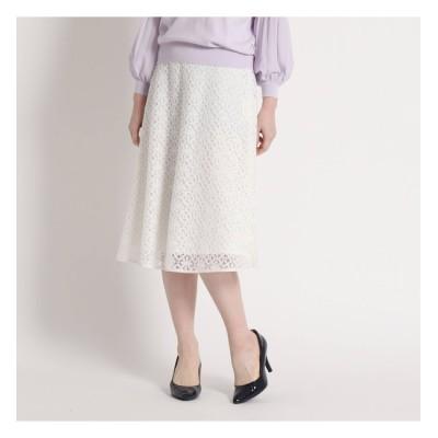 【スーナウーナ/SunaUna】 アンスカラレーススカート