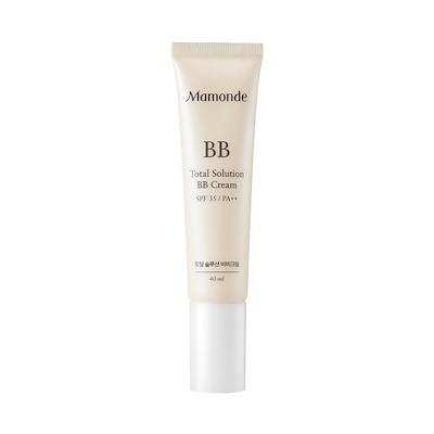 マモンド(Mamonde) トータルソリューションBBクリーム 40ml - 3種(タイプ) : お肌のキメはなめらかに肌トーンは華やかに演出してくれます ::韓国コスメ マモンド  Mamond