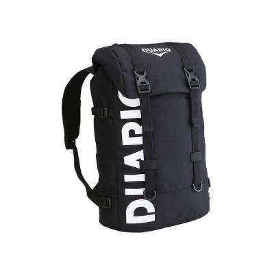 デュアリグ(DUARIG) リュック バックパック M 750D6SL5391 BLK (メンズ、レディース、キッズ)