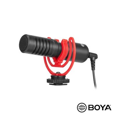 BOYA 博雅 BY-MM1+ 升級版指向性麥克風