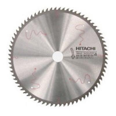 ネコポス可 日立 スーパーチップソー 165mm 60刃 0032-5959 卓上スライド丸のこ用 スーパーチップソー集成材・一般木材用 HiKOKI ハイコ