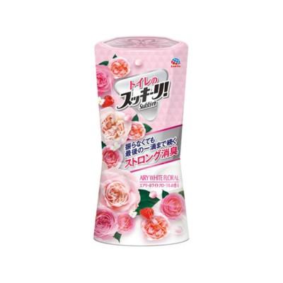 アース製薬/トイレのスッキーリ! エアリーホワイトフローラルの香り 400ml