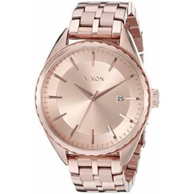 腕時計 ニクソン アメリカ Nixon Women's A934897 Minx Analog Display Swiss Quartz Rose Gold Watch