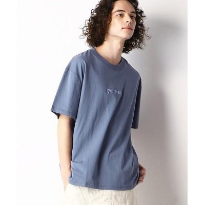 COMME CA ISM / バックプリント ワイドTシャツ MEN トップス > Tシャツ/カットソー