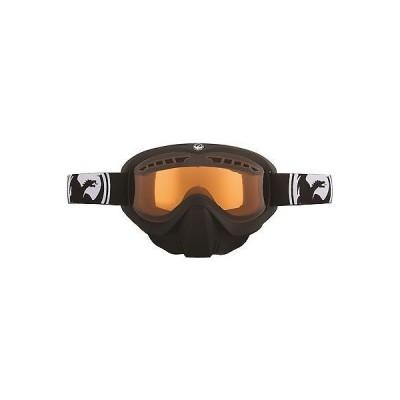 カー用品バイク関連グッズ 海外セレクション ドラゴン MDX スノーモービル ゴーグル Dual Pane ウインター Anti fog レンズ Nose Guard スノー Coal Amber