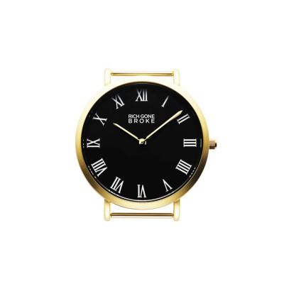 <RICH GONE BROKE>フランス・パリで生まれた ストラップが楽しめる腕時計/Marcel(ムーブメント)