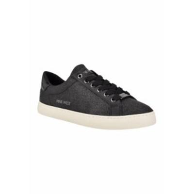 ナインウェスト レディース スニーカー シューズ Best Casual Lace Up Sneakers Black