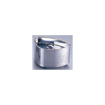 JSV34 18-0抗菌ステンレス 圧縮蓋付三角コーナー CK-115 :_