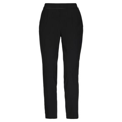 リュー ジョー LIU •JO パンツ ブラック 44 レーヨン 100% パンツ