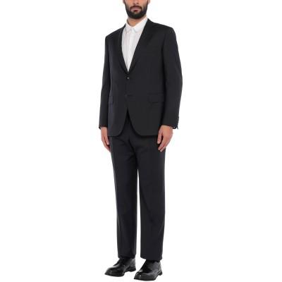 パル ジレリ PAL ZILERI スーツ ダークブルー 54 バージンウール 100% スーツ