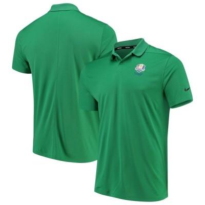 ナイキ メンズ ポロシャツ 2020 Ryder Cup Nike Victory Solid Performance Polo - Green