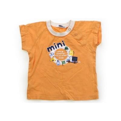 ファミリア familiar Tシャツ・カットソー 80サイズ 男の子 子供服 ベビー服 キッズ