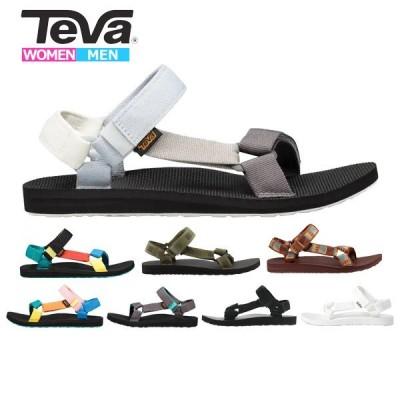 TEVA テバ サンダル レディース メンズ オリジナル ユニバーサル スポーツサンダル Original Universal ^1003987 1004006 1004010【teva3-ss】^