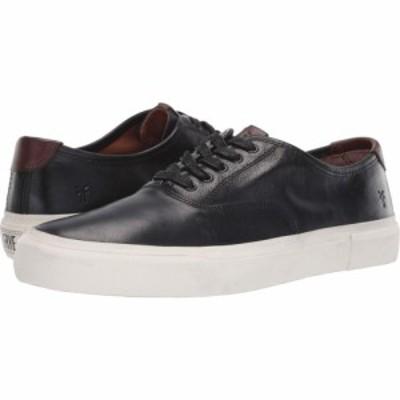 フライ Frye メンズ スニーカー シューズ・靴 Ludlow Bal Oxford Black/White Waxed Full Veg
