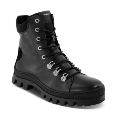 カール ラガーフェルド メンズ ブーツ・レインブーツ シューズ Men's Hiker Boots