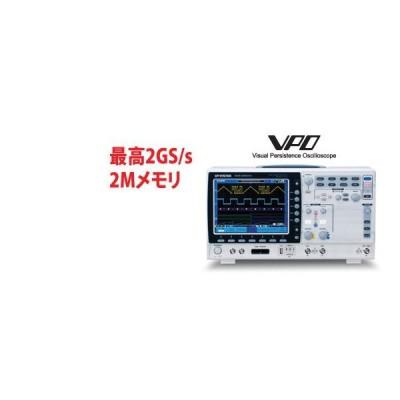 【取寄品】 インステック デジタルオシロスコープ 4chモデル GDS-2074A